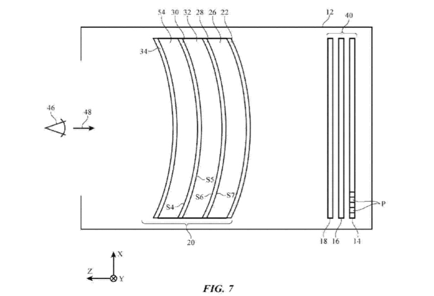 Apple Lense Patent