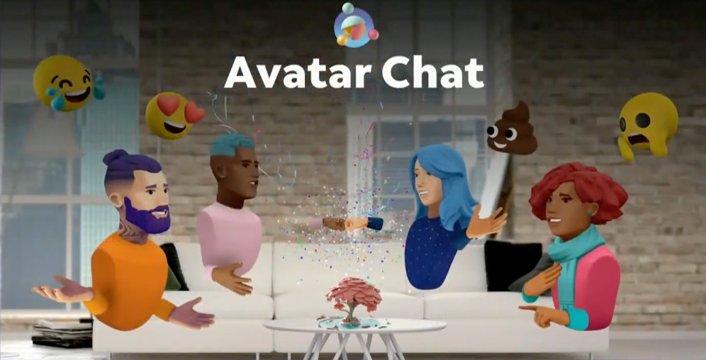 Magic Leap Avatar Chat